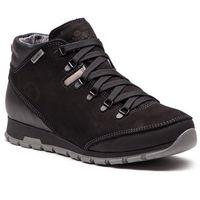 Trekkingi NIK - 08-0587-11-3-01-03 Czarny, kolor czarny
