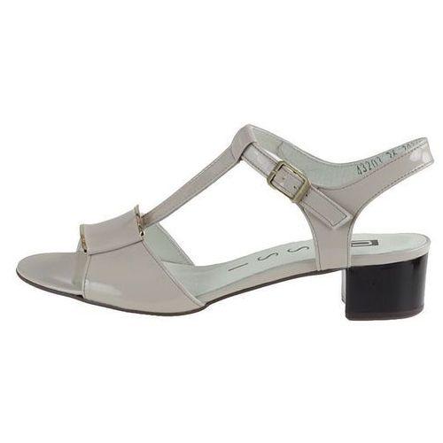 Sandały letnie 43203 marki Nessi