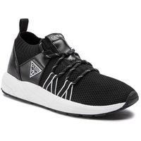 Sneakersy - veller fl6vel fab12 black marki Guess