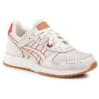 Sneakersy - lyte classic 1192a206 cream/cream 100, Asics, 36-41.5