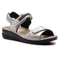 Sandały BERKEMANN - Leni 03102 Altsilber 162