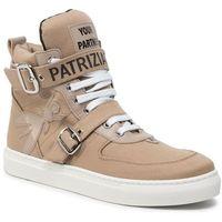 Sneakersy PATRIZIA PEPE - 2V9078/A492-B524 Camel Beige, kolor beżowy
