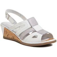 Sandały COMFORTABEL - 711027 Weiss 3, w 7 rozmiarach