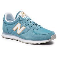 Sneakersy NEW BALANCE - WL220TPC Niebieski, w 7 rozmiarach