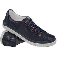 Kacper Półbuty sznurowane buty 2-5301