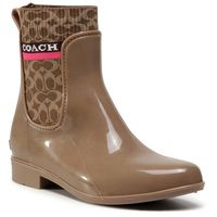Kalosze COACH - Rivington Rain Booti G5254 10011291 Otter R7J
