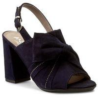 Sandały ANN MEX - 8026 05SW Niebieski