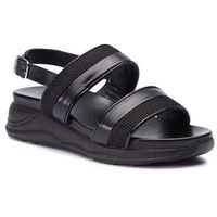 Sandały - 114008 black marki Inuovo
