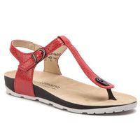 Sandały BERKEMANN - Kilia 02116 Rubin 221