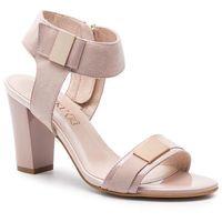 Sandały LASOCKI - 2608-01 Pink 1, w 4 rozmiarach