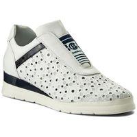 Sneakersy BALDININI - 899107XDOZA9013XXXXX Dome Bianco/Zara Uniform