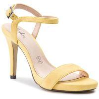 Sandały MENBUR - 07352 Yellow 0014, kolor żółty