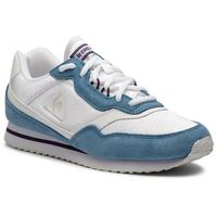 Sneakersy LE COQ SPORTIF - Louise Sport 1820703 Optical White/Blue Shadow, kolor niebieski