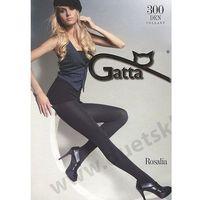 ROSALIA 300 - Rajstopy damskie 300 den Gatta, kolor czarny
