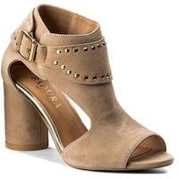 Sandały BADURA - 7796-69 Beż 167, kolor beżowy