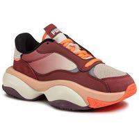 Puma Sneakersy - altreration planet pluto 371595 02 burnt rosset/whisper white