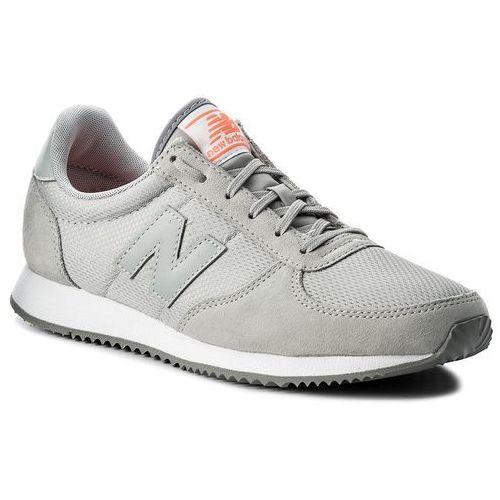 New balance Sneakersy - wl220tr szary