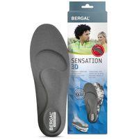 Bergal Wkładki sportowe do butów sensation 3d
