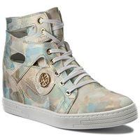 Sneakersy R.POLAŃSKI - 0854 Moro Błękit, kolor beżowy