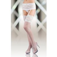 SoftLine Collection Stockings 5512 - white