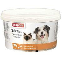 Salvikal 250g - preparat mineralno-witaminowy z dodatkiem drożdzy dla psa i kot marki Beaphar