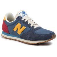Sneakersy NEW BALANCE - U220HG Granatowy Kolorowy, kolor wielokolorowy