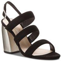Sandały SOLO FEMME - 26480-57-020/000-07-00 Czarny, w 6 rozmiarach