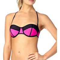FOX góra od bikini damski Capture Balconet XS różowy, kolor różowy