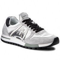 Sneakersy - kim 3405 biały szary, Premiata