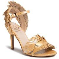 Sandały BALDOWSKI - D02417-3436-019 Warm Gold, w 6 rozmiarach
