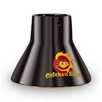 Klarstein chicken sitter stojak do pieczenia kurczaka dodatek / akcesoria ceramika