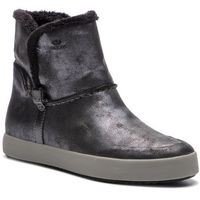 Botki - d blomiee a d846ha 0pvnf c0268 anthracite/dk grey, Geox, 35-40