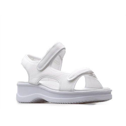 Azaleia Sandały 320-323 białe