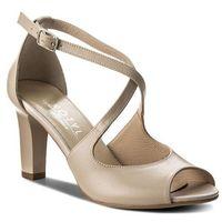 Sandały KOTYL - 4325 Beż Lico, kolor beżowy