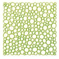 Panel dekoracyjny oxygen - zielony - zielony marki Koziol