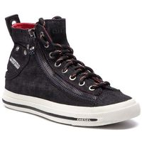Sneakersy DIESEL - Expo-Zip W Y01751 P2088 T8168 Meteorite, kolor czarny