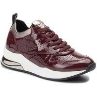 Sneakersy - karlie 14 b69025 px041 bordeaux s1703, Liu jo, 36-40