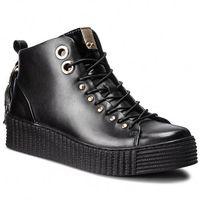 Sneakersy - wi23-pietra-18 czarny, Lasocki