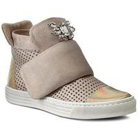 Sneakersy - b3522m venus 14 plat. multik./dave met.6715 marki Carinii