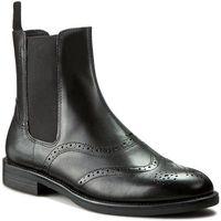 Sztyblety VAGABOND - Amina 4203-001-20 Black, kolor czarny