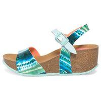 Desigual sandały damskie Bio7 Blue Aqua 41 turkusowy