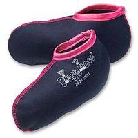 Playshoes wkładki do butów granatowo-różowe