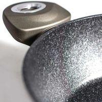 Komplet garnków Metalic Line Carbon Berlinger Haus 15 elementów [BH-1223N], BH-1223-N