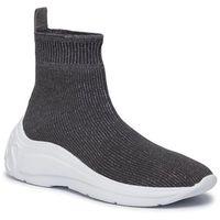 Sneakersy GUESS - Sindera FL8SIA FAM12 PEWTE, kolor szary