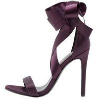 New Look TWEET Sandały na obcasie dark purple, 5290048
