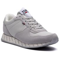 Sneakersy TOMMY JEANS - Casual Sneaker EN0EN00394 Dawn Blue 439