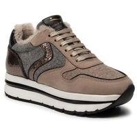 Sneakersy VOILE BLANCHE - May Fur 0012014167.01.1E09 Beige/Grigio/Bronzo, w 7 rozmiarach