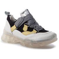 Sneakersy - 1103 ape bianco/nero, Hego's milano, 37-40