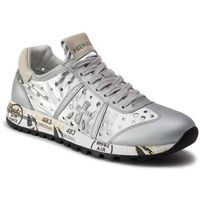 Premiata Sneakersy - lucy-d 3658 srebrny