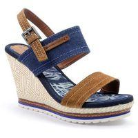 Sandały Monnari BUT0080 niebieski